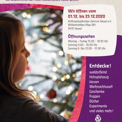 """Waldorfshop im Advent """"in echt"""" – ein Pop up Store in Kassel!"""