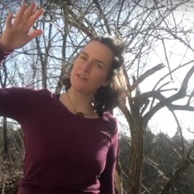Waldorf Fingerspiel: Mutter Erde