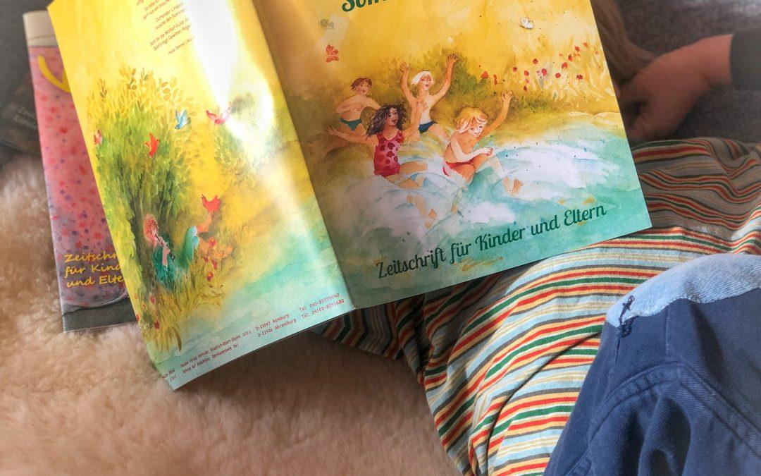 Vorhang Auf – die Zeitschrift für Kinder und Eltern
