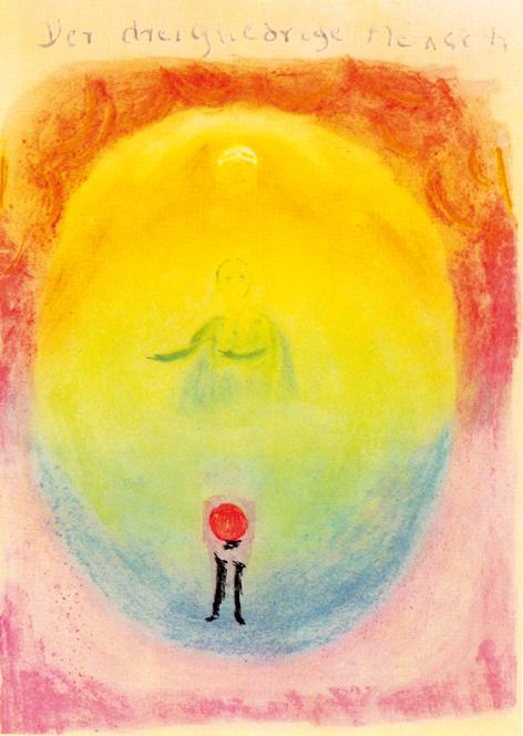 Die Wesensglieder des Menschen nach Rudolf Steiner – Körper, Seele und Geist