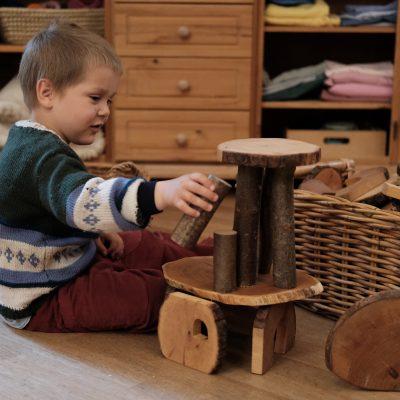 5 Elemente im Waldorfkindergarten: Teil 1 – Das Freispiel