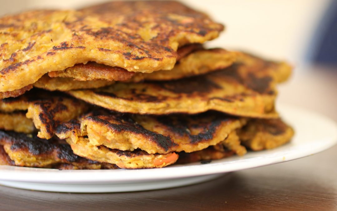 Rezept Kürbis Pancakes